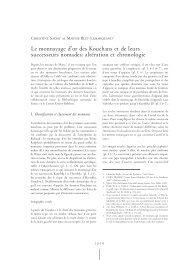 Le monnayage d'or des Kouchans et de leurs successeurs nomades ...