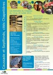 Chapellerie-Caussade-Septfonds - Pays Midi-Quercy