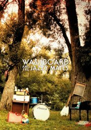 Dossier Washboard - Zoone Libre