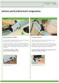 La scie plongeante TS 55 - Page 5