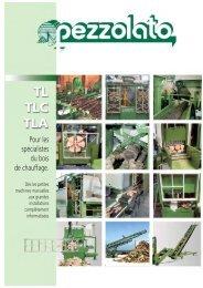 TL TLC TLA - Pezzolato spa