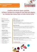 Télécharger le cahier de recettes 2012 - Salon Festivitas, voyages ... - Page 3
