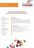 Télécharger le cahier de recettes 2012 - Salon Festivitas, voyages ... - Page 5