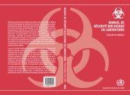 manuel de sécurité biologique en laboratoire - World Health ...