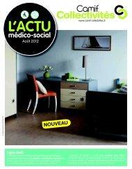 L'ACTU - Camif Collectivités