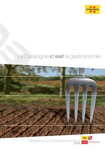 Guide de la Catalogne Gastronomique (Format PDF) - Envie de ...