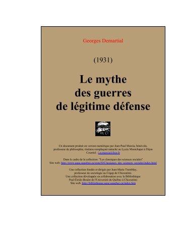Le livre de Georges Demartial au format PDF (Acrobat Reader)