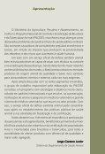 PNCEBT to - Ministério da Agricultura, Pecuária e Abastecimento - Page 6