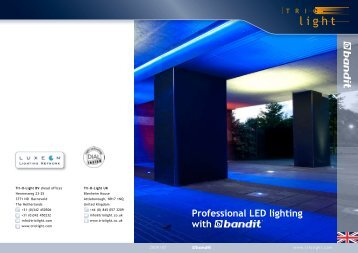 Professional LED lighting with - Philips Lumileds