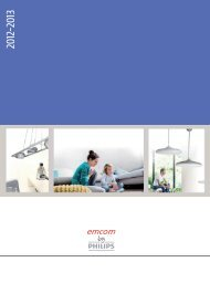 Télécharger le catalogue (version complète) - Emcom SA