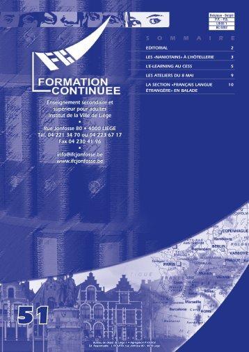 période - Institut de Formation continuée