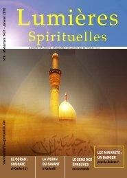 Revue Lumières Spirituelles n°8