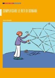 Semplificare le reti di domani (file .pdf, 1,4 MB) - Telecom Italia