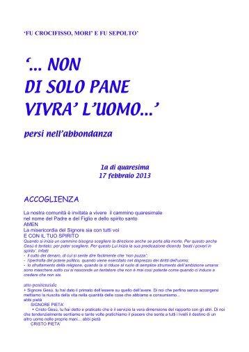 Libretto Matrimonio Rito Romano Qumran : Libretto messa conferimento cresima