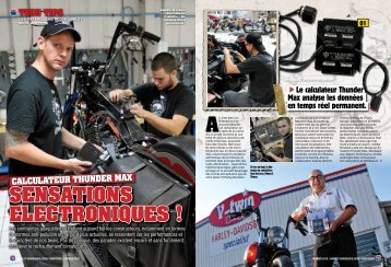 FREEWAY n°218 THUNDER MAX - V-Twin Garage