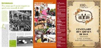 Supplément Dax le Magazine n°26 - Special centenaire des arènes