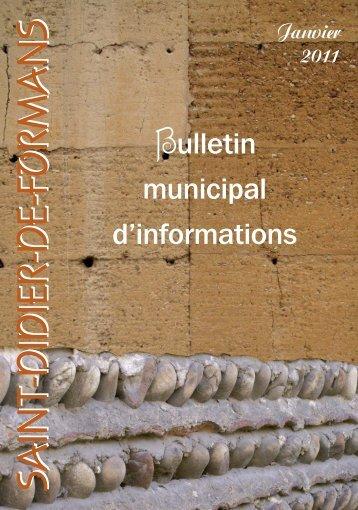saint-didier-de-formans - Réseau des Communes