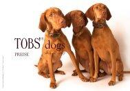 TOBS'dogs Preise 2013