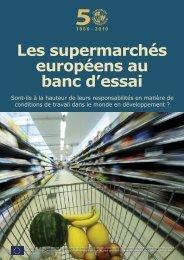 Les supermarchés européens au banc d'essai - Sont-ils à la hauteur ...