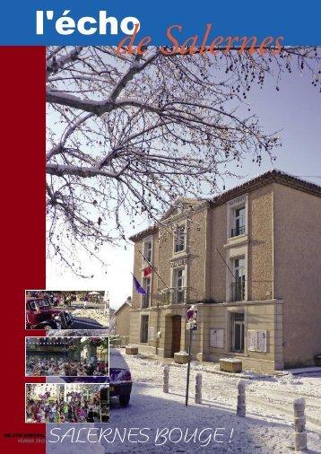 Bulletin Municipal - Salernes