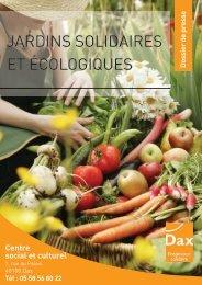 Jardins solidaires et Écologiques - Dax
