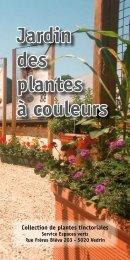 Jardin des plantes à couleurs - Nature Namur