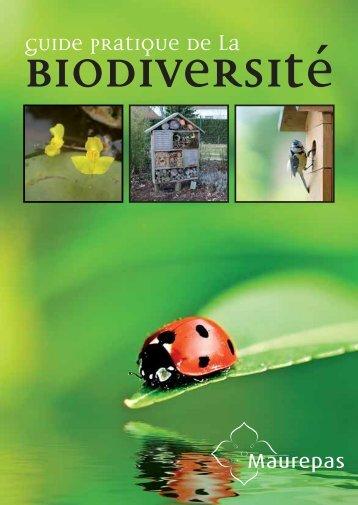 Guide de la biodiversité - Maurepas