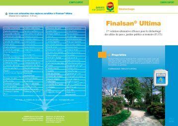Finalsan® Ultima - COMPO EXPERT