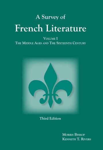 French Lit_01.indd - Focus Publishing