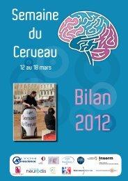 12 au 18 mars - Fondation Neurodis