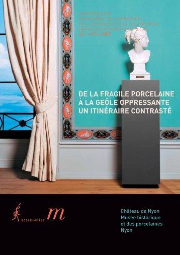 Télécharger le dossier.pdf - Château de Nyon