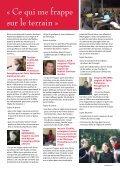 Le Maillon - PRINTEMPS 2012 - Institut Biblique Belge - Page 7