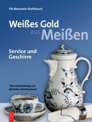 Meissener Porzellan :Meissener Porzellan - Gietl Verlag