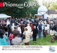 Télécharger le livret du pèlerin - Diocèse de Saint-Denis