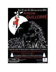 Antoine Guilloppé, l'art du conteur - galerie Carole Kvasnevski