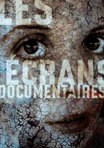 Téléchargez le programme - Les Écrans Documentaires