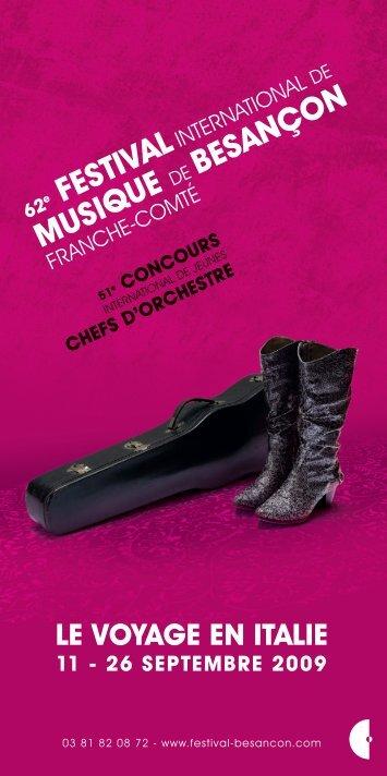 Brochure - Culture-besancon.fr