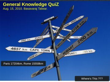 Quiz, PDF, with answers - High Performance Computing Lab