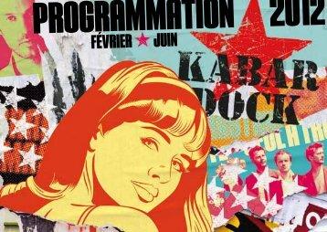 programmation 2012 - Kabardock