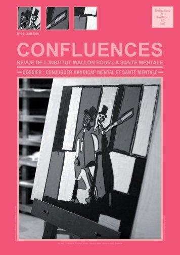 Ouvrir le Confluence 24 en pdf - Institut wallon pour la santé mentale ...