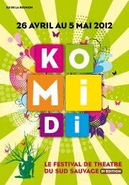 26 avril au 5 mai 2012 - Komidi