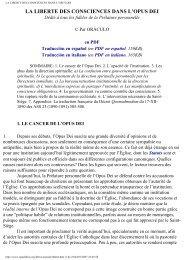 en PDF - Opus Dei: ¿un CAMINO a ninguna parte?