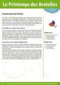 Du 15 au 24 mars 2013 à l'Illiade - Le Printemps des Bretelles - Page 4