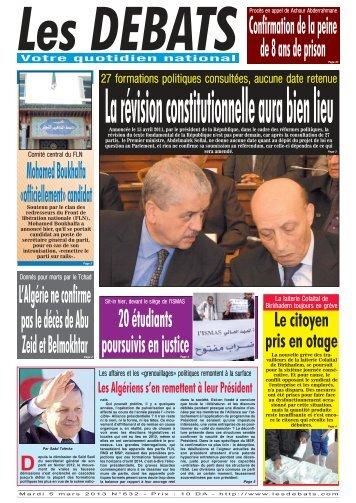 PDF Site.qxd - Les Débats