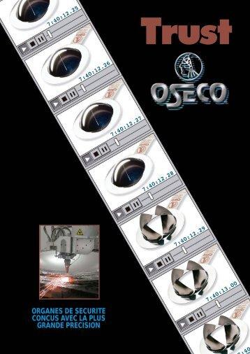 Pour plus d'infos, télécharger ce PDF - disque de rupture - OSECO