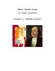 Mario Vargas Llosa - iberoamericanaliteratura