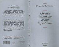 Dernier Inventaire Avant Liquidation.pdf - Bibliothèque - Free