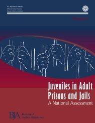 Juveniles in Adult Prisons and Jails - National Criminal Justice ...