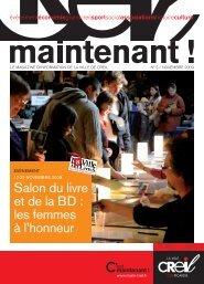 Magazine Creil Maintenant n°5 > novembre 2009 - Ville de Creil