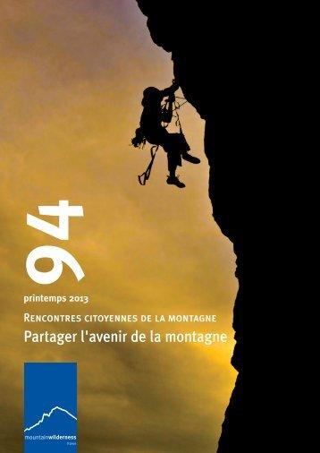 Revue 94 - Mountain Wilderness